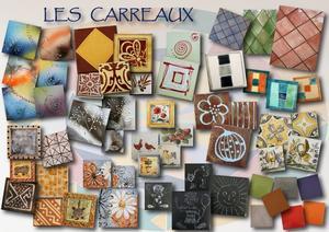 Tiles - Floor - Indoor - Outdoor - Kitchen Bathroom - Salernes en Provence