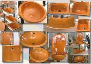 Tiles - Bowls - Basins - Floor - Indoor - Outdoor - Kitchen Bathroom - Salernes en Provence